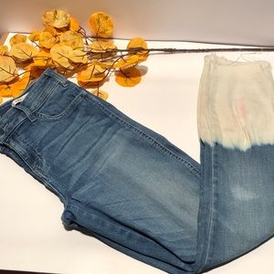 Guess mid rise skinny jeans size 27